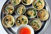 Bánh bèo nóng Phú Yên