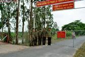 Cổng rào chống trộm