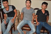 Vào Đà Nẵng trốn, 3 kẻ giết người bị bắt
