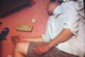 Trộm ngủ quên trong ngân hàng