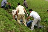 Thai phụ chết tại đập Thạch Đề