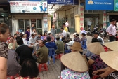Ngăn cán bộ phường lấy nhà văn hóa