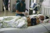 Sét đánh giữa trưa, 16 người bị thương