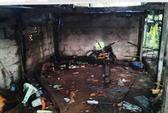 Một thợ gò hàn chết thảm sau vụ nổ lớn