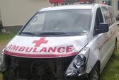 Xe cấp cứu tông chết người