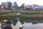 Phát hiện xác chết dưới hồ Xuân Hương
