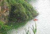 Phát hiện một thi thể nổi trên hồ đá ở TX.Dĩ An