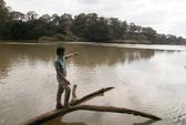 Lật thuyền trên sông Sêrêpốk, 2 người mất tích