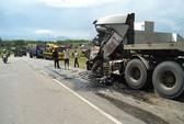 1 giờ, 2 vụ tai nạn nghiêm trọng, 5 người bị thương