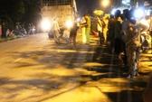 Xe tải tông xe máy, 2 người tử nạn
