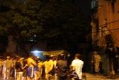 Nổ đại lý gas trong đêm, khu dân cư náo loạn