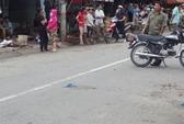 Bị đâm 16 nhát, chết trên đường
