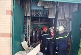 3 đứa trẻ thoát chết trong căn nhà cháy