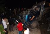 Xe tải xuống dốc mất phanh, 5 người thiệt mạng