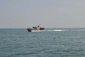 Tàu hàng đâm tàu cá, 7 ngư dân được cứu sống