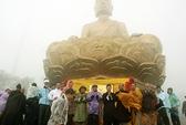 Khánh thành tượng Phật Hoàng Trần Nhân Tông
