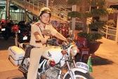 CSGT bắt cướp, trả lại tài sản cho du khách Nhật