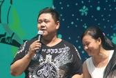 Đội nắng xem Minh Béo, Sỹ Luân hát mừng năm mới
