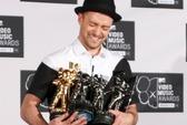"""'N Sync tái hợp, Justin Timberlake """"bội thu"""" ở MTV VMA"""