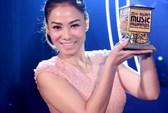 """Thu Minh đoạt giải """"Nghệ sĩ châu Á xuất sắc"""" tại MAMA 2013"""