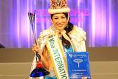 Hoa hậu Nhật tố bị quấy rối và đe dọa
