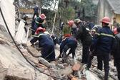 Ninh Bình: Sập công ty may, 4 người thương vong