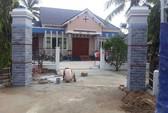 Chủ nhiệm UBKT thị ủy Đồng Xoài xây nhà chiếm đất công