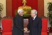 Việt Nam - Ấn Độ: Đẩy mạnh hợp tác kinh tế, quốc phòng