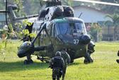 Malaysia không kích phiến quân Philippines