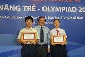 Trao giải cuộc thi Tài năng trẻ Olympiad
