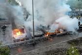 Bạo động lan rộng ở Thụy Điển
