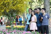 Hội Hoa Xuân 2013: Mang hơi thở làng quê đến đô thị TPHCM