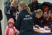 Người Nga rời Syria