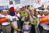 Nhật - Hàn liên tục trả thư qua lại