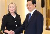 Hủy cuộc gặp giữa bà Clinton và ông Tập Cận Bình