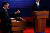 Romney dẫn điểm Obama trong cuộc tranh luận đầu tiên
