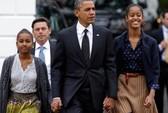"Hai con gái ông Obama ""né"" tranh cử"
