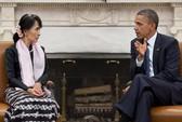 TT Obama có chuyến thăm lịch sử tới Myanmar