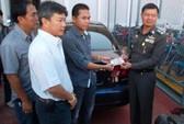4 cảnh sát Thái cướp tiền công nhân Lào