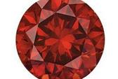 Bán đấu giá viên kim cương sắc đỏ cực hiếm