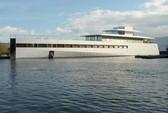 """Siêu du thuyền của Steve Jobs bị """"tạm giam"""""""