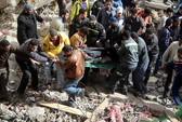 Sập nhà 8 tầng, 25 người thiệt mạng