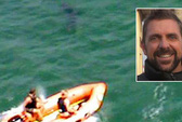 Bơi một mình, một người bị cá mập cắn chết