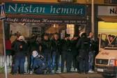 Thụy Điển: Bạo động giảm... nhờ mưa