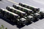 Trung Quốc tăng cường sức mạnh hạt nhân