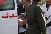 Vừa ra tù, cựu tổng thống Mubarak nhập viện