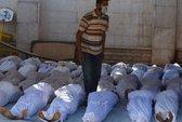 """Syria: """"755 người thiệt mạng vì vũ khí hóa học"""""""