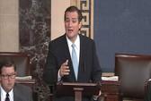 Phản đối Obamacare, Thượng nghị sĩ Mỹ phát biểu hơn 12 giờ