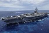 Mỹ điều tàu sân bay đến gần Địa Trung Hải