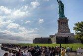 Nữ thần Tự do mở cửa, chính phủ Mỹ vẫn chưa